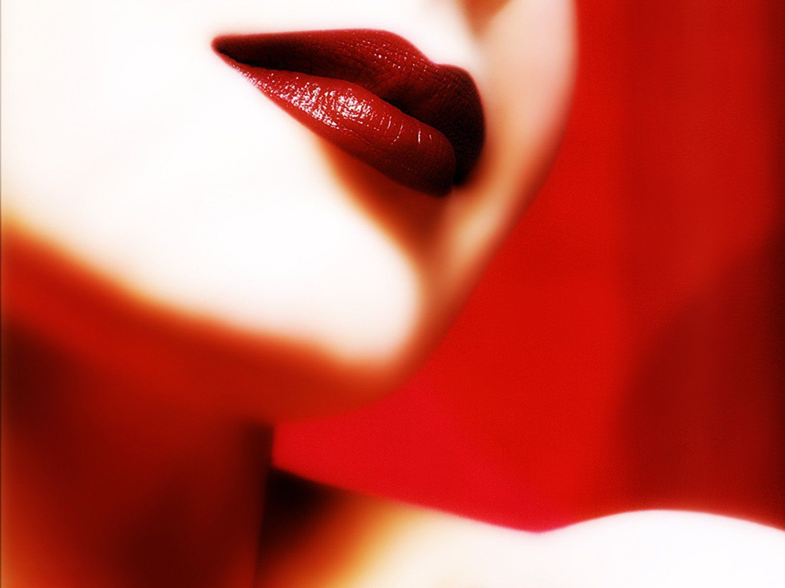 Bouche sensuelle